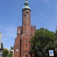 Johanneskirche in Slupsk (Stolp), Слупск