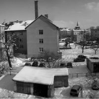Antypocztowka, Слупск