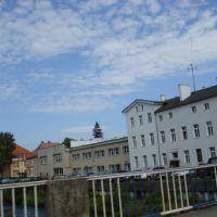 jb - sierpień 2008 - Szkoła Policji za rz. Słupia, Слупск
