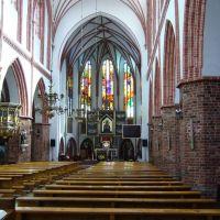 Marienkirche, Слупск