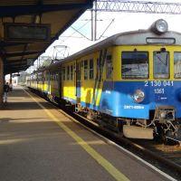 Pociąg SKM Słupsk-Gdynia, Слупск