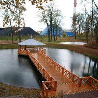 Stawy Klasztorne, Слупск