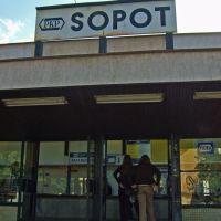 Sopot - Bahnhof, Сопот