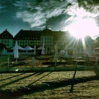 Grand Hotel skąpany w zachodzącym słońcu, Сопот