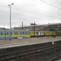 Tczew - dworzec PKP, Тчев