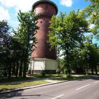 Wieża ciśnień | Water tower, Тчев