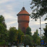 Wieża Ciśnień, Тчев