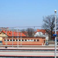 Tczew, dworzec kolejowy, Тчев