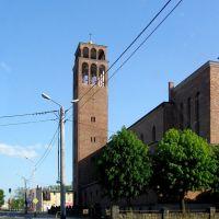 Tczew, ul. Gdańska - kościół pw. św. Józefa, Тчев