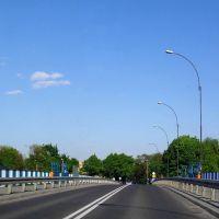 Tczew, ul. Gdańska - wiadukt 800-lecia miasta im. Marszałka Macieja Płażyńskiego, Тчев