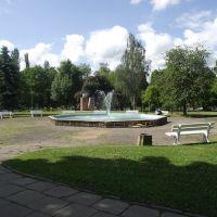 Tczew - park im. Kopernika, Тчев