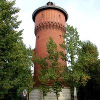 Tczew, ul. 30 Stycznia - zabytkowa wieża ciśnień, Тчев