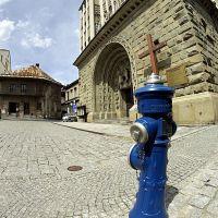 Hydrant podkościelny..., Белско-Бяла