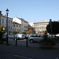 Plac Wolnosci, Белско-Бяла