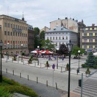 Bielsko-Biała Plac Bolesława Chrobrego, Белско-Бяла