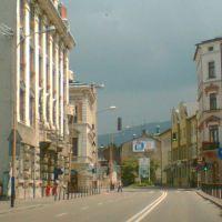 Ulica Stojałowskiego w centrum, Белско-Бяла