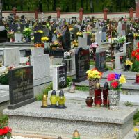 Piekary Slaskie - Friedhof, Берун-Новы