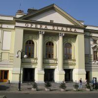 Bytom - Opera Śląska, Бытом