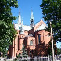 Kościół Najśwętszego Serca Pana Jezusa, Бытом