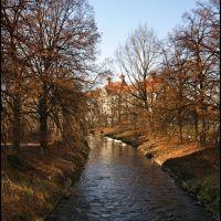 GLIWICE. Przedwiośnie nad Kłodnicą/Early spring by Klodnica River, Гливице