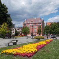 Siemianowice Śląskie  - Rynek Miejski, Даброваа-Горница