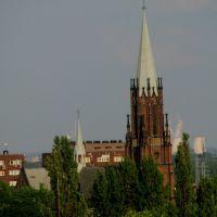 Kościół Świetego Krzyża, Siemianowice, Даброваа-Горница