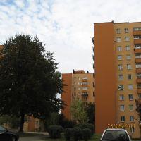 SIEMIANOWICE ŚLĄSKIE OSIEDLE TUWIMA UL.OKREŻNA, Даброваа-Горница
