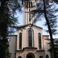Żywiec Zabłocie - Kościół św. Floriana (1), Живец
