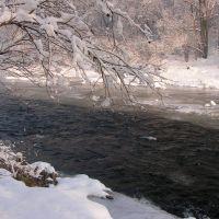Żywiec - zimowa Soła, Живец