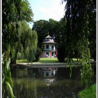 """Żywiecki Park - """"Domek chiński"""", Живец"""