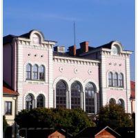 Żywiec - ratusz/town hall, Живец