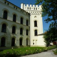 Żywiec-Pałac Habsburgów, Живец