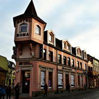 Hotel Roma, Żywiec, Poland, Живец