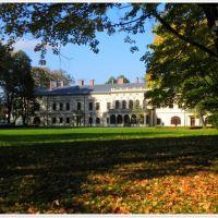 Żywiec-park-Pałac Habsburgów, Живец