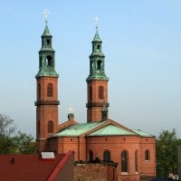 2008, Scharley OS / Piekary Slaskie - Bazylika NMP, Забрже