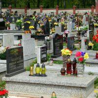 Piekary Slaskie - Friedhof, Забрже