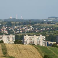 Góra Dorotka., Забрже