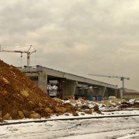 A1_most na Brynicy, Забрже