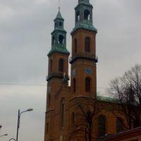 Bazylika w Piekarach Śiąskich, Заверцие