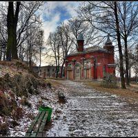Piekary Śląskie - Kalwaria, Заверцие