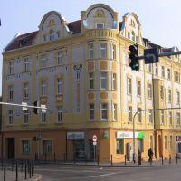 Piekary Śląskie-Szarlej, Заверцие