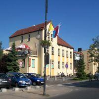 Radio Piekary, Заверцие