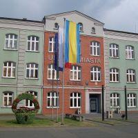 Urząd Miasta Piekary Śląskie, Заверцие