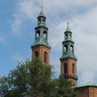 Wieże Bazyliki, Заверцие