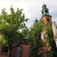 Bazylika Najświętszej Marii Panny i św. Bartłomieja w Piekarach Śląskich, Заверцие