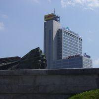 Katowice budynek Qubus, Катовице