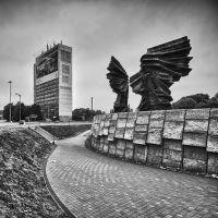 Pomnik Powstańców Śląskich w Katowicach / Silesian Insurgents Monument in Katowice, Катовице