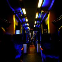 Wnętrze pociągu (Inside the train), Катовице