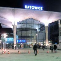 Dworzec w Katowicach, Катовице