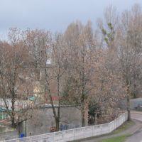 Z wiaduktu, Люблинец